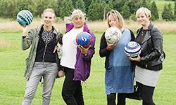 FFC try Footgolf