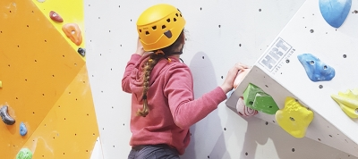 Climbing the Walls at 2nd Children's Council