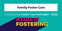 Foster Care Fortnight 2020